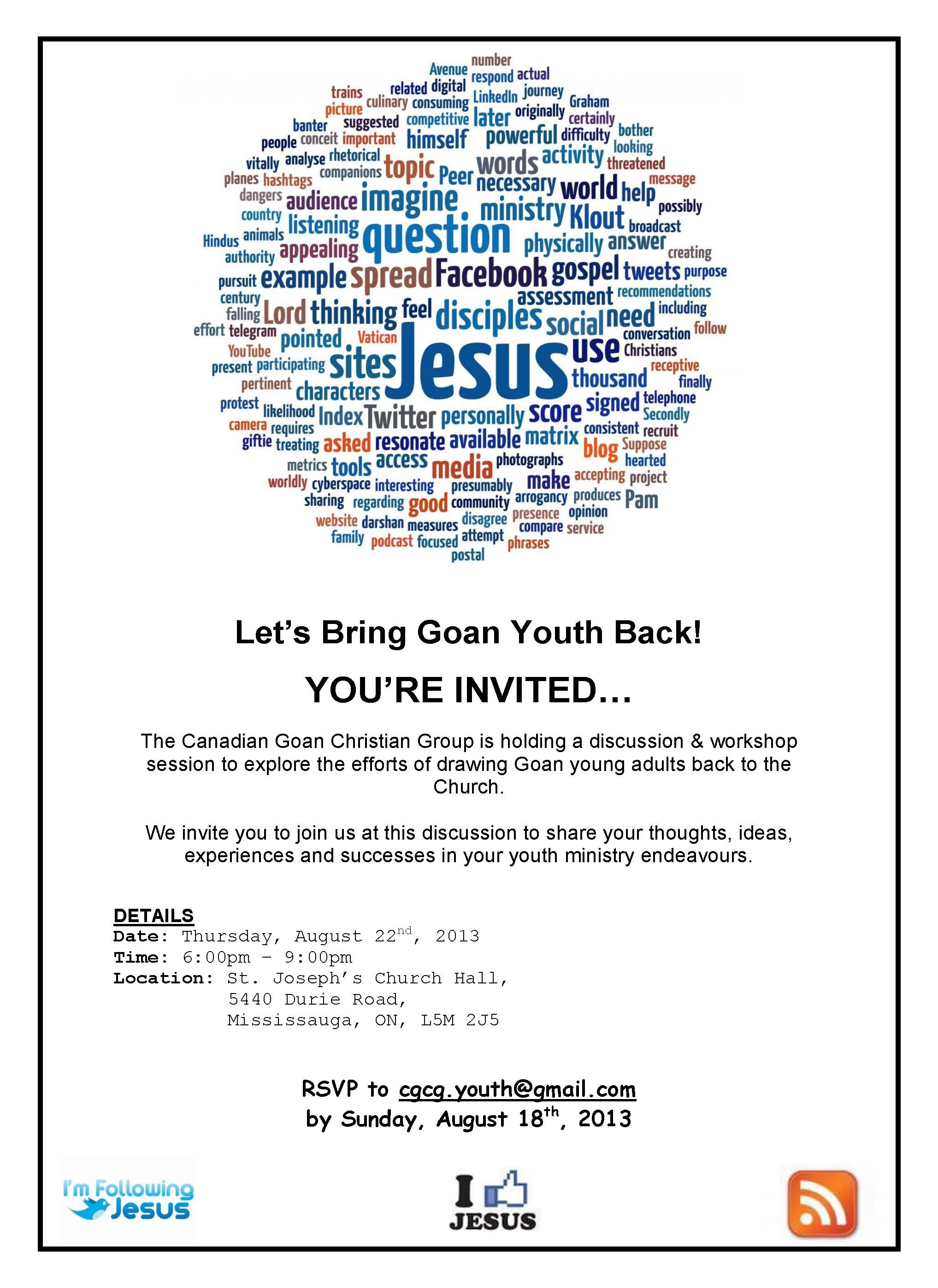 cgcgYouth Flyer